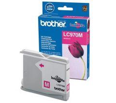 Cartridge do tiskárny Originální cartridge Brother LC-970M (Purpurová)