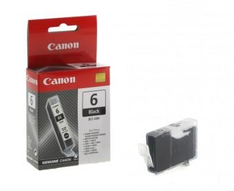 Originální cartridge Canon BCI-6BK (Černá)