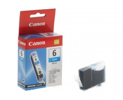 Cartridge do tiskárny Originální cartridge Canon BCI-6C (Azurová)
