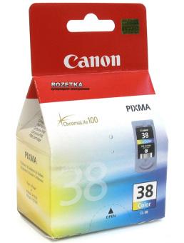 Originální cartridge Canon CL-38 (Barevná)