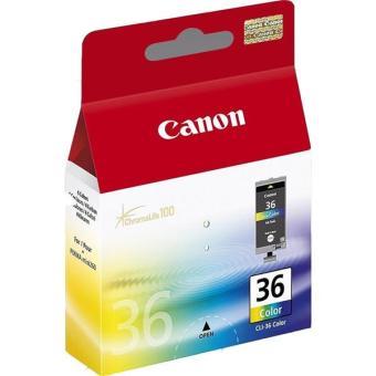Originální cartridge CANON CLI-36C (Barevná)