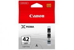 Cartridge do tiskárny Originální cartridge Canon CLI-42LGY (Světle šedá)