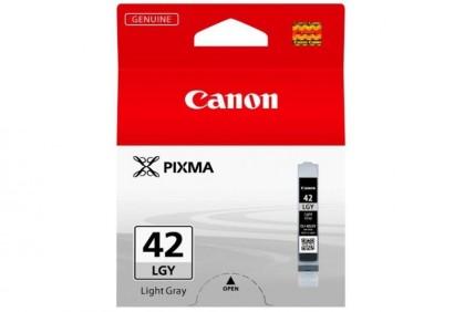 Originální cartridge Canon CLI-42LGY (Světle šedá)