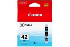 Cartridge do tiskárny Originální cartridge Canon CLI-42PC (Foto azurová)
