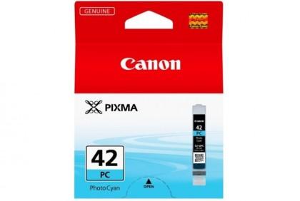 Originální cartridge Canon CLI-42PC (Foto azurová)