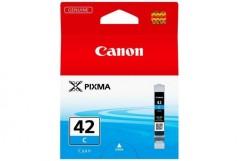 Cartridge do tiskárny Originální cartridge Canon CLI-42C (Azurová)