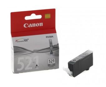 Originální cartridge Canon CLI-521GY (Šedá)