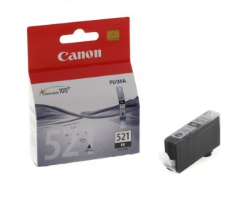 Originální cartridge Canon CLI-521BK (Černá)