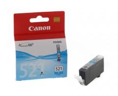 Cartridge do tiskárny Originální cartridge Canon CLI-521C (Azurová)