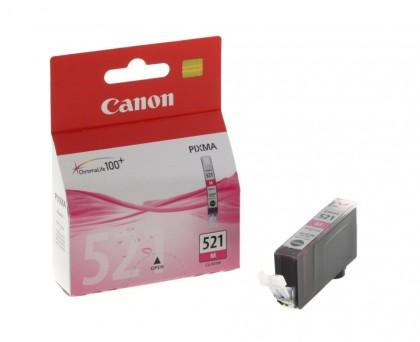 Originální cartridge Canon CLI-521M (Purpurová)