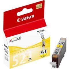 Cartridge do tiskárny Originální cartridge Canon CLI-521Y (Žlutá)