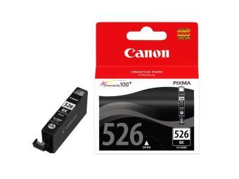Originální cartridge Canon CLI-526BK (Černá)
