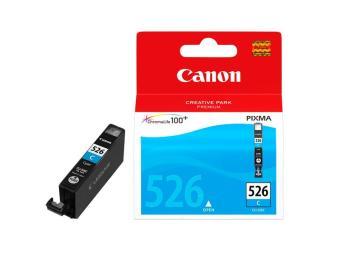 Originální cartridge Canon CLI-526C (Azurová)
