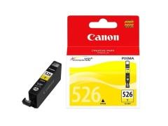 Cartridge do tiskárny Originální cartridge Canon CLI-526Y (Žlutá)