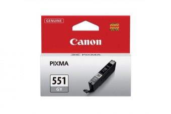 Originální cartridge Canon CLI-551GY (Šedá)