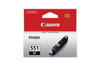 Originální cartridge Canon CLI-551BK (Černá)