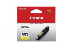 Cartridge do tiskárny Originální cartridge Canon CLI-551Y (Žlutá)