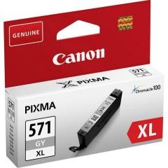 Cartridge do tiskárny Originální cartridge Canon CLI-571GY XL (Šedá)