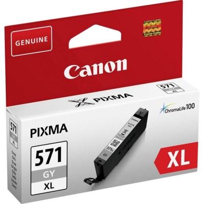 Originální cartridge Canon CLI-571GY XL (Šedá)