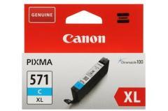 Cartridge do tiskárny Originální cartridge Canon CLI-571C XL (Azurová)