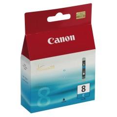 Cartridge do tiskárny Originální cartridge Canon CLI-8C (Azurová)
