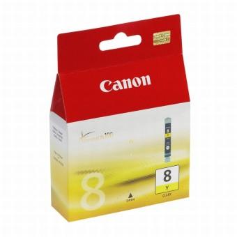 Originální cartridge Canon CLI-8Y (Žlutá)