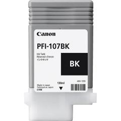 Cartridge do tiskárny Originální cartridge Canon PFI-107BK (Černá)