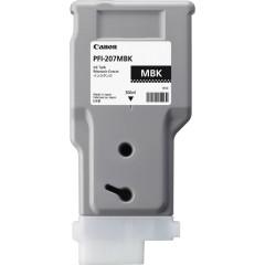 Cartridge do tiskárny Originální cartridge Canon PFI-207MBK (Matně černá)