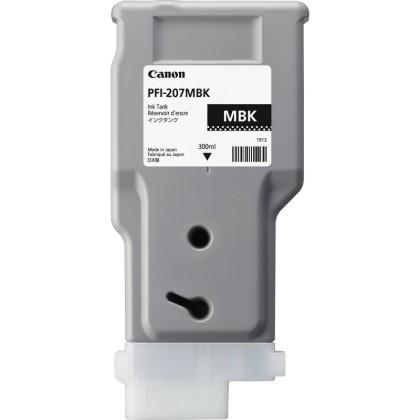 Originální cartridge Canon PFI-207MBK (Matně černá)