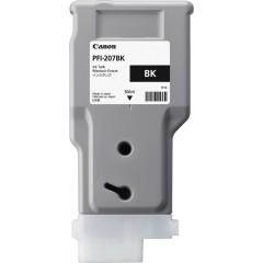 Cartridge do tiskárny Originální cartridge Canon PFI-207BK (Černá)