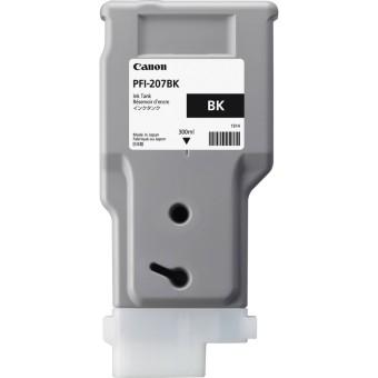 Originální cartridge Canon PFI-207BK (Černá)