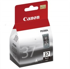 Cartridge do tiskárny Originální cartridge Canon PG-37 (Černá)