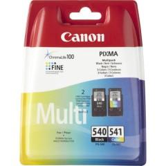 Cartridge do tiskárny Originální sada cartridge Canon PG-540/CL-541 (Černá, barevná)