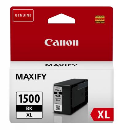 Originální cartridge Canon PGI-1500BK XL (Černá)