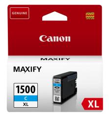 Cartridge do tiskárny Originální cartridge Canon PGI-1500C XL (Azurová)