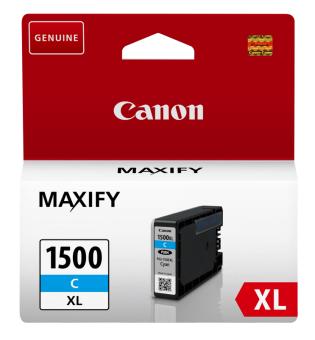 Originální cartridge Canon PGI-1500C XL (Azurová)
