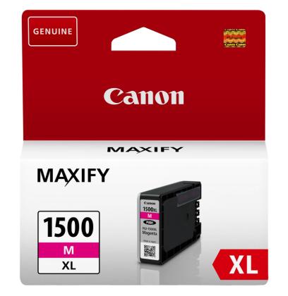 Originální cartridge Canon PGI-1500M XL (Purpurová)