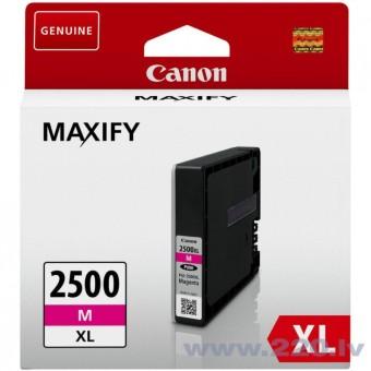 Originální cartridge Canon PGI-2500M XL (Purpurová)