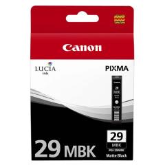 Cartridge do tiskárny Originální cartridge Canon PGI-29MBK (Matně černá)