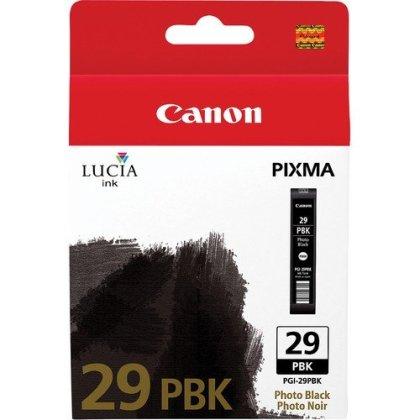 Originální cartridge Canon PGI-29PBK (Foto černá)
