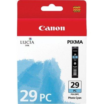 Originální cartridge Canon PGI-29PC (Foto azurová)
