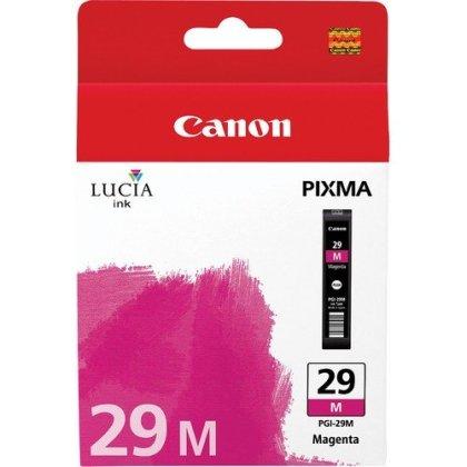Originální cartridge Canon PGI-29M (Purpurová)