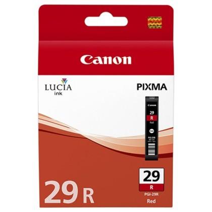 Originální cartridge Canon PGI-29R (Červená)