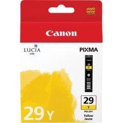 Cartridge do tiskárny Originální cartridge Canon PGI-29Y (Žlutá)