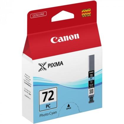 Originální cartridge Canon PGI-72PC (Foto azurová)