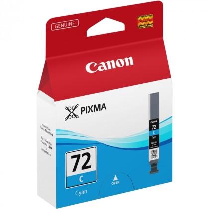 Originální cartridge Canon PGI-72C (Azurová)