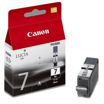 Originální cartridge Canon PGI-7BK (Černá)