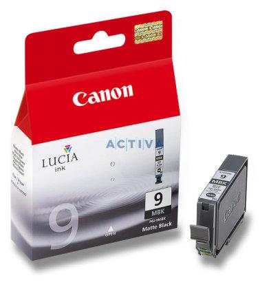 Originální cartridge Canon PGI-9MBK (Matně černá)