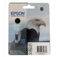 Cartridge do tiskárny Originální cartridge EPSON T007 (Černá)