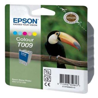 Originální cartridge EPSON T009 (Barevná)